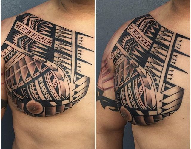 c682826fb One of the most popular designs in the tattoo world is tribal tattoos.  Tattoos with tribal designs come from ancient tribal art and are often seen  as a ...