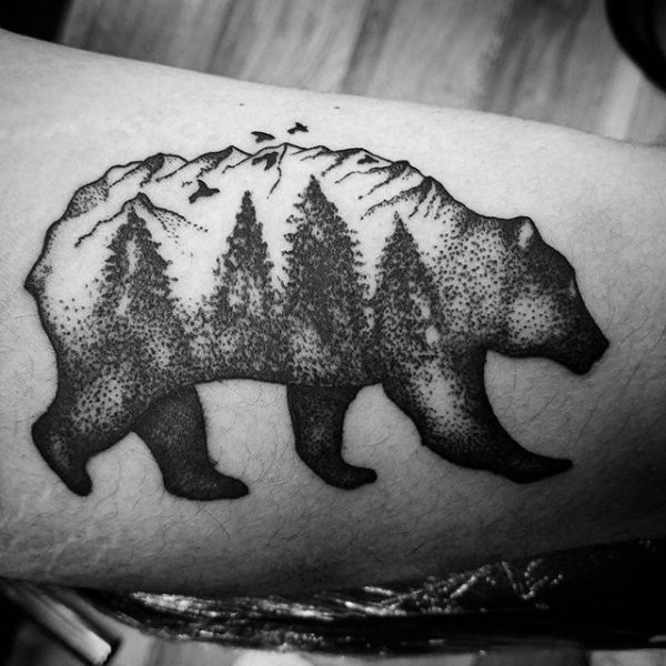 What are Blackwork Tattoos