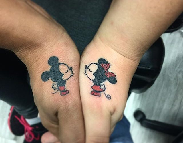 The Who Why And What Of Couple Tattoos Inkaholiktattoos