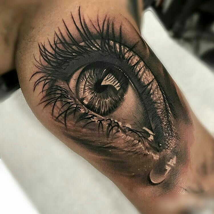Tattoo Ideas With Color: Black And Grey Tattoo Ideas