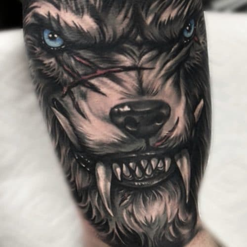 Black and Grey Realism